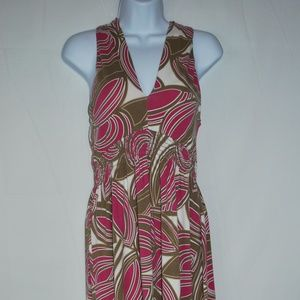 TOMMY BAHAMA Halter Dress Size Small S12